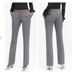 NEW Banana Republic Grey Trouser Pants 2